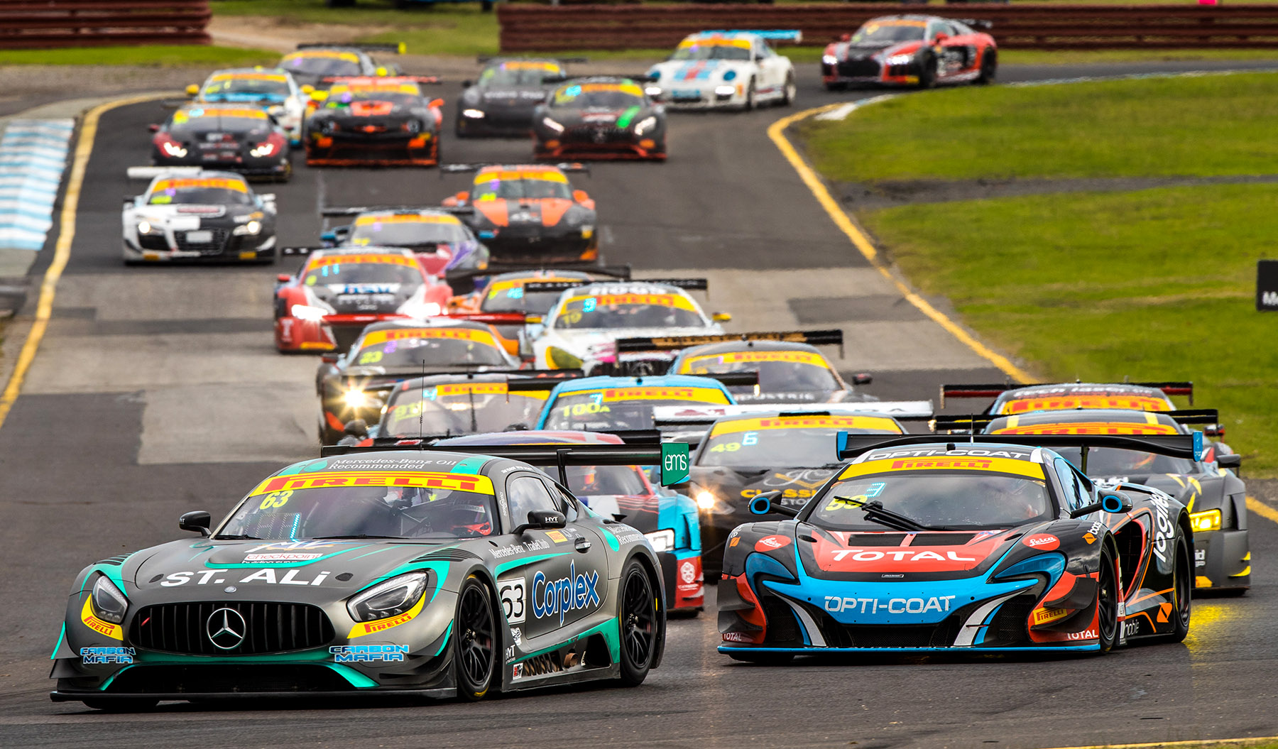 What's new in Australian GT for 2019