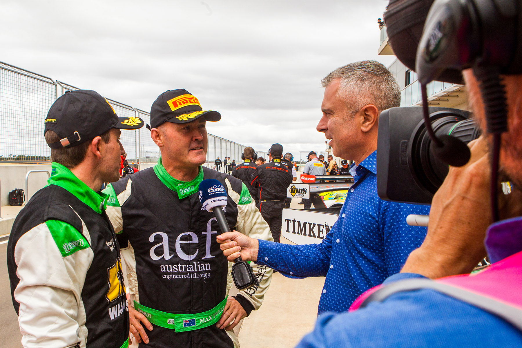 Australian GT TV coverage to be most extensive ever in 2019