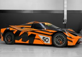 Crampton unveils new KTM X-Bow GT4 ahead of season return