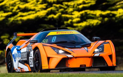 Crampton looking to press for GT4 title at Sandown