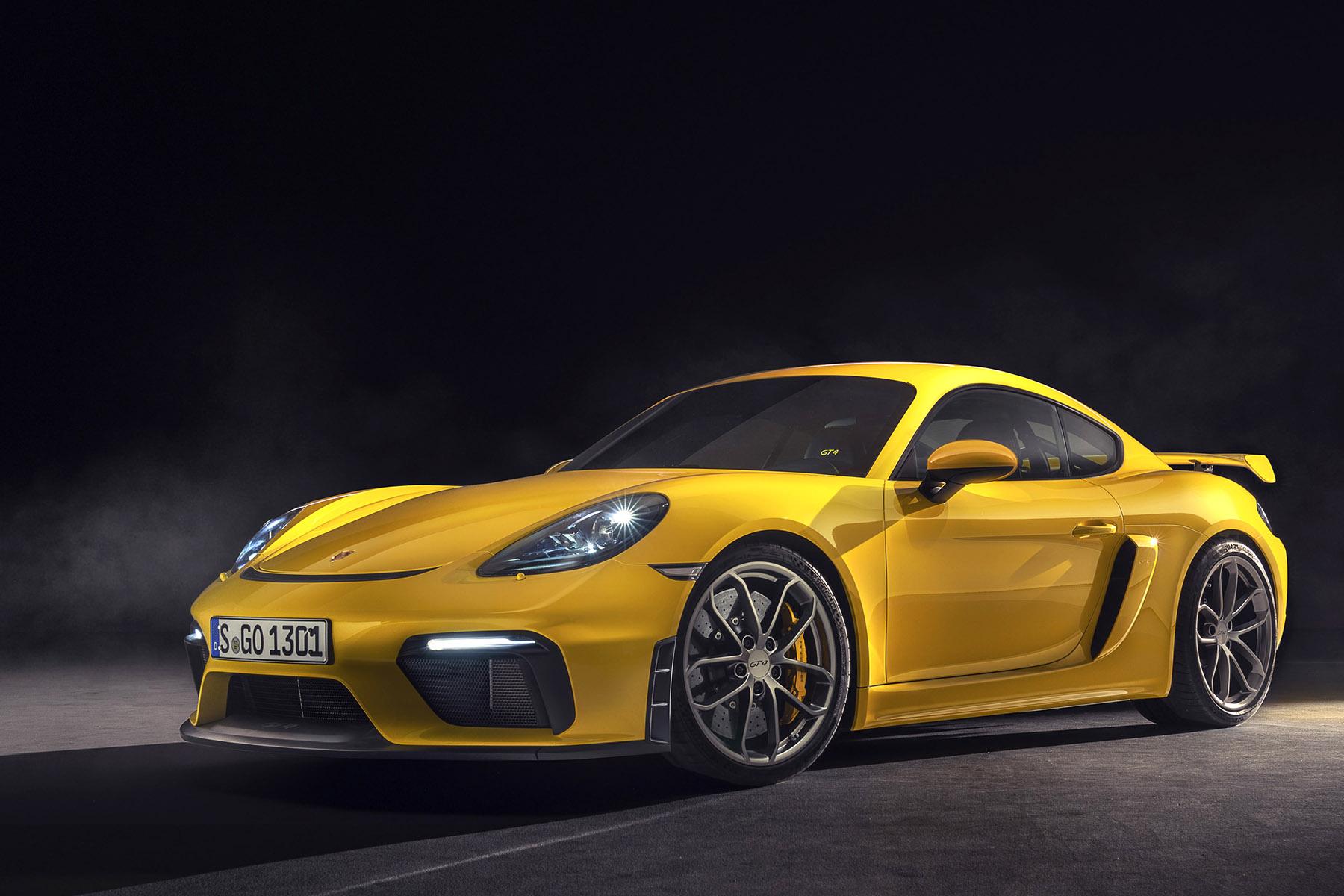 Australian GT welcomes new Porsche Cayman GT4