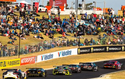 Australian GT locks in new dates for racing return