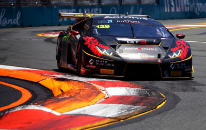 Millier claims Australian GT victory on Gold Coast debut