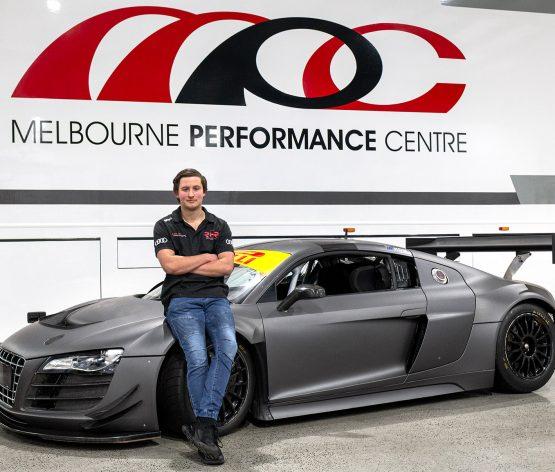 Teenage sensation prepares for Australian GT return
