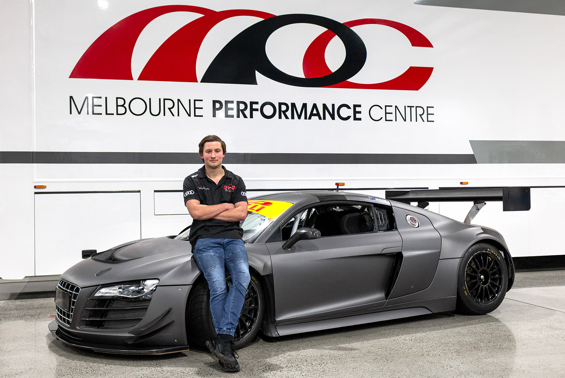 Teenage sensation prepares for Australian GT return