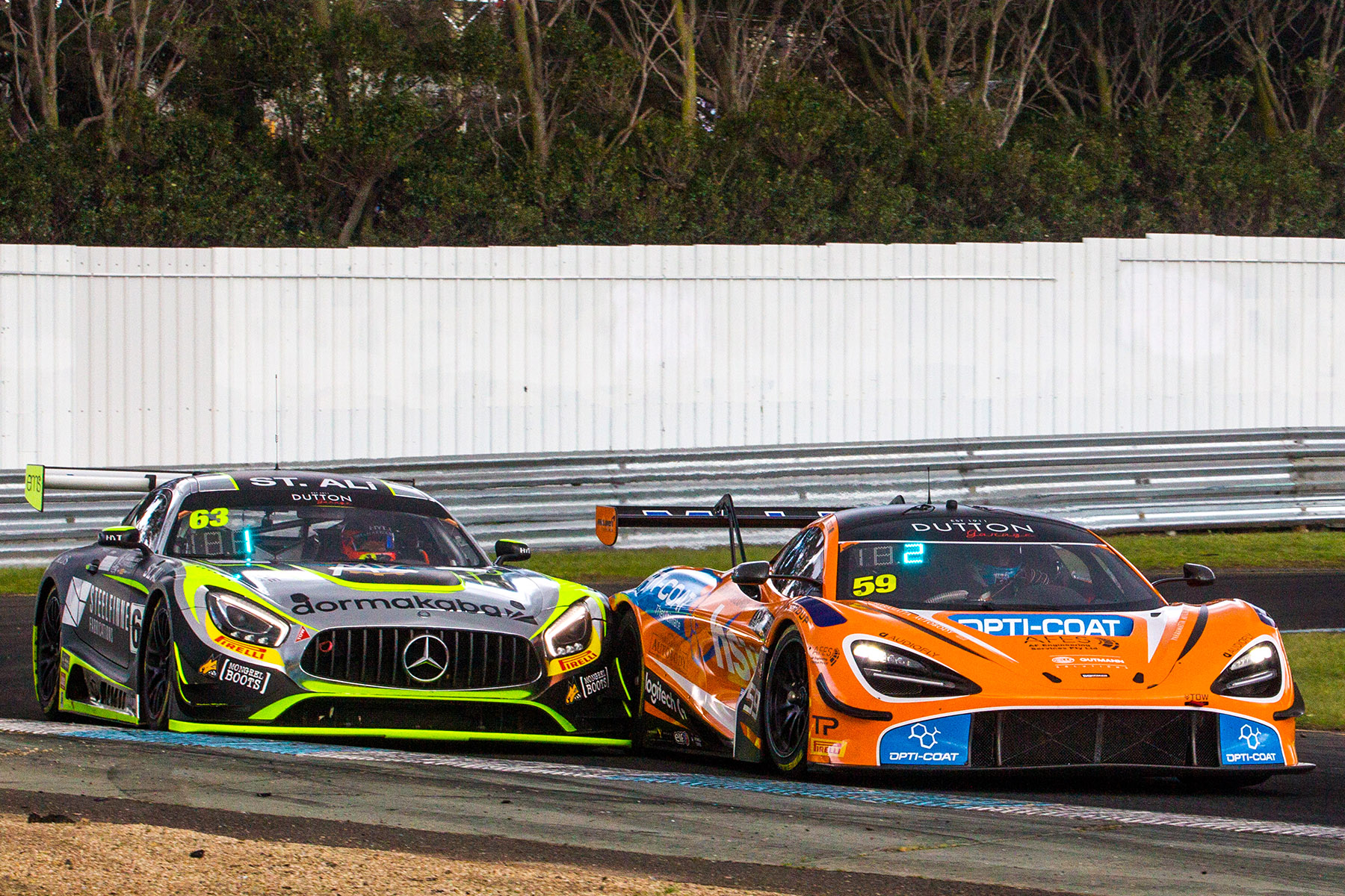 Australian GT to conclude 2019 Championship in Melbourne