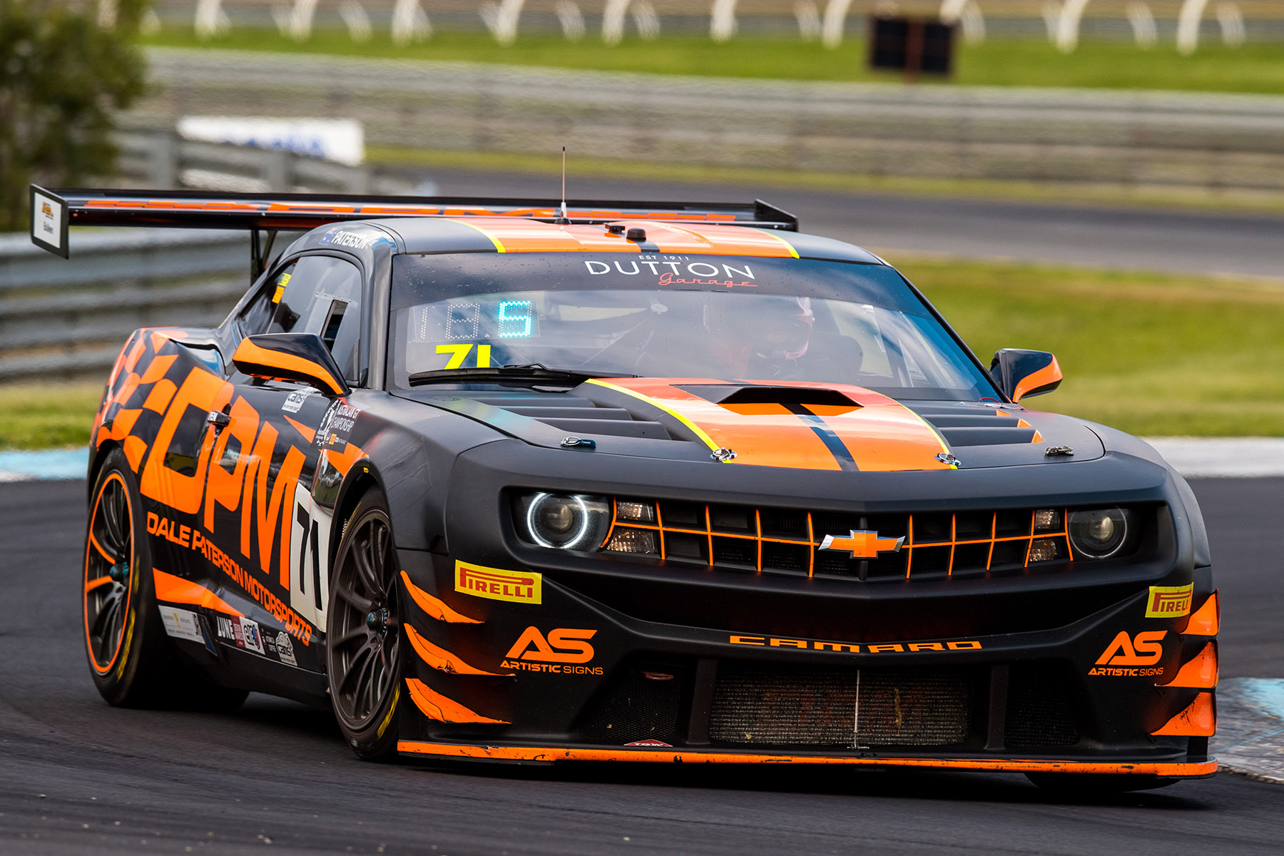 Sandown signals start of 2020 AGT Trophy Series