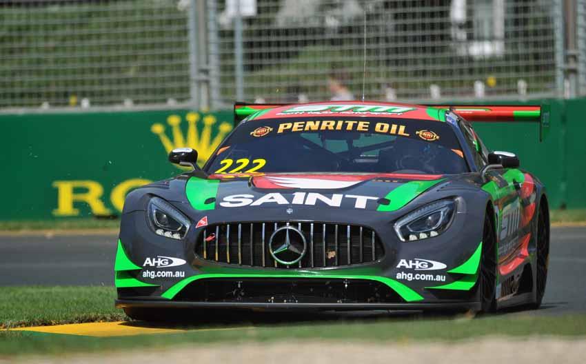 Baird hands Mercedes-AMG GT3 first victory