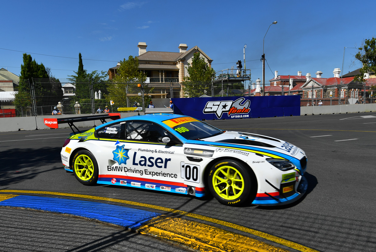 Richards looking forward to Barbagallo challenge