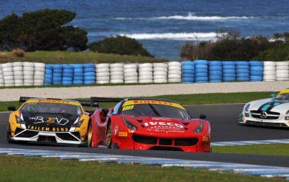 Austalian GT Championship returns to Phillip Island