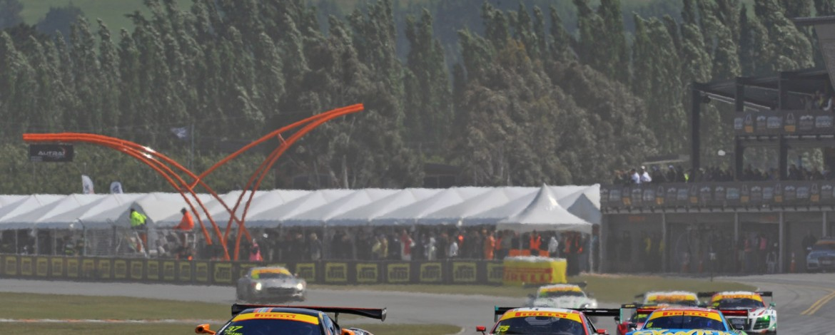 Kiwis one-two as Mies takes Australian GT series victory