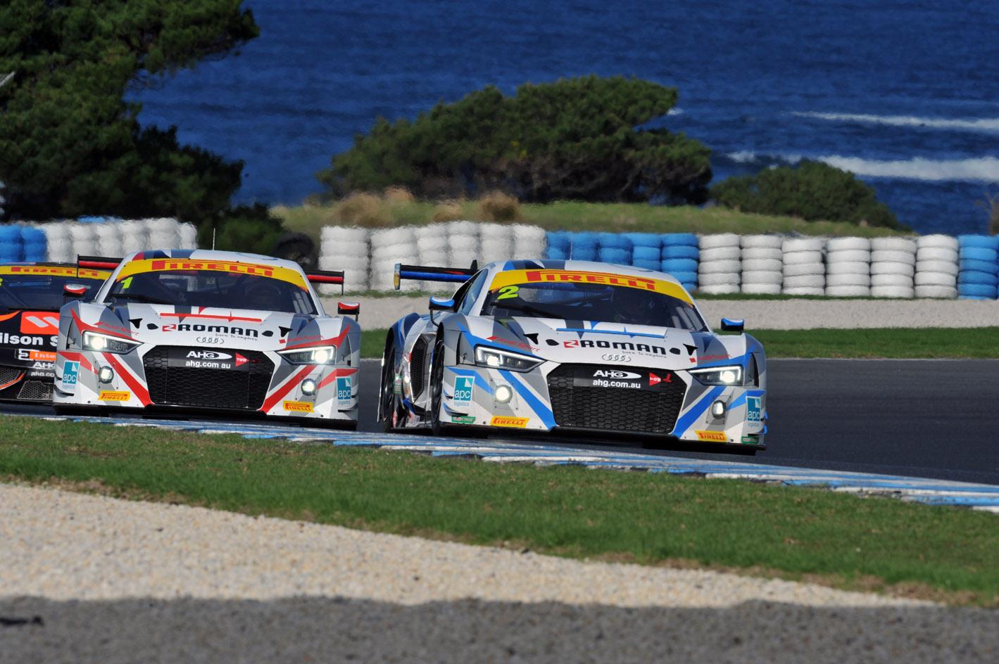 Koutsoumidis joins forces with McLaughlan for Sydney Motorsport Park 101