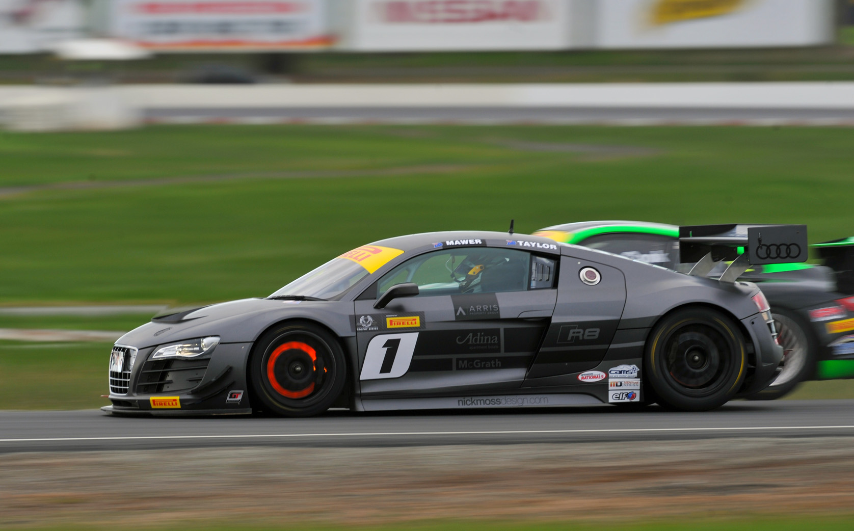 Video Highlights: Round 2 CAMS Australian GT Trophy Series presented by Pirelli