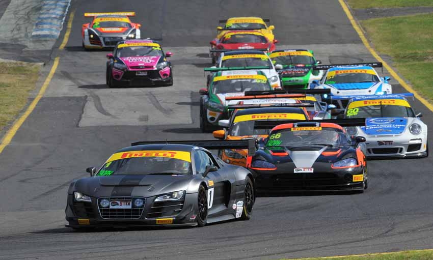 Australian GT Trophy Series titles to be decided this weekend
