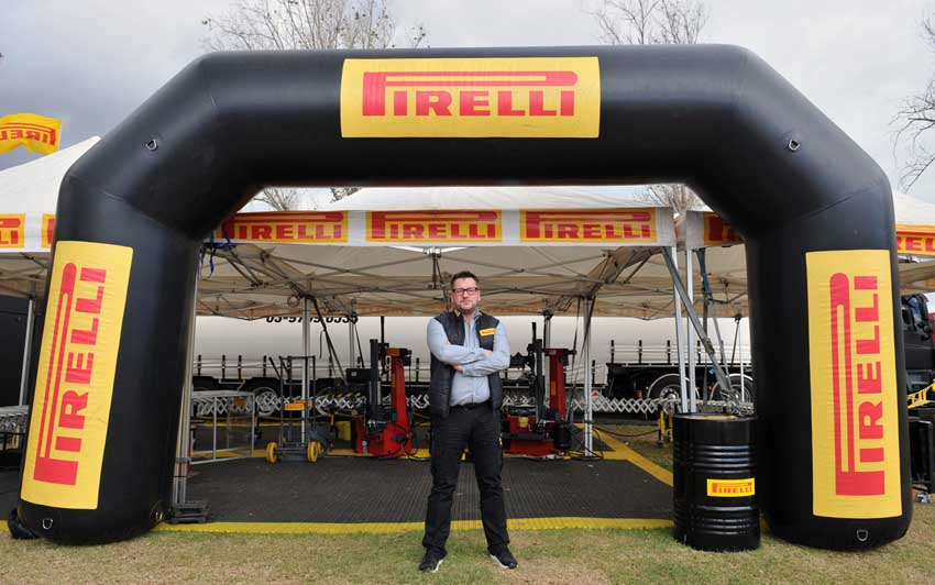 Australian GT speaks with Pirelli's Paul Hembery