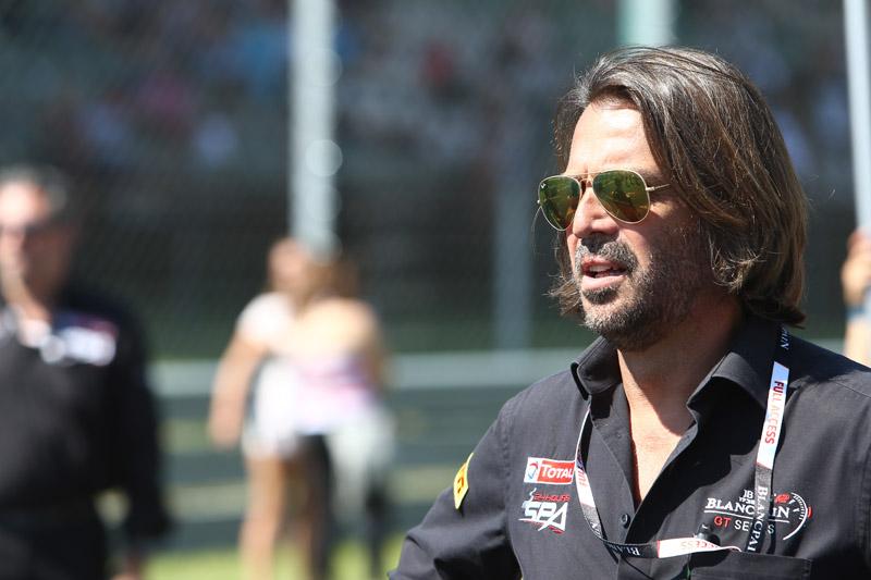 Australian GT welcomes Stephane Ratel to Highlands Motorsport Park